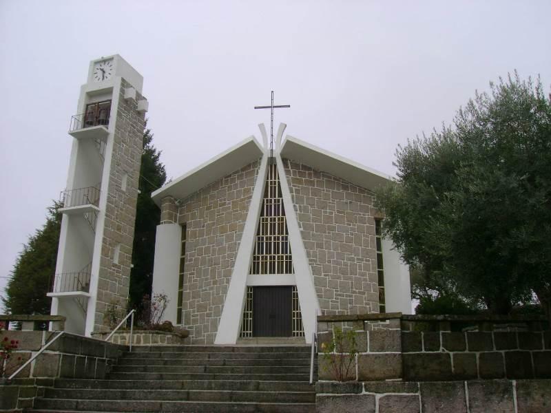Igreja Matriz de Santa Eulalia